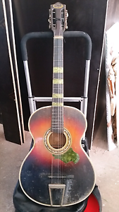 Vintage Parlour Guitar - collectable and playable Padstow Bankstown Area Preview