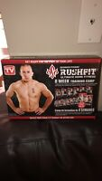 George St. Pierre Rushfit Training Camp - Brand New