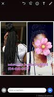 Coiffure Africaine / African hair style