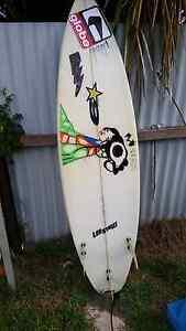 surfboaed 5'7 board- good starter board Belmont Lake Macquarie Area Preview