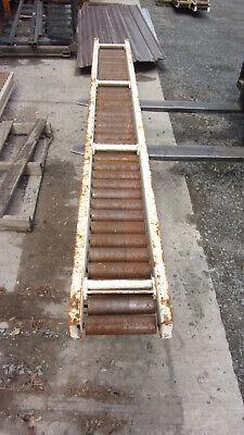 Hytrol Gravity Conveyor 10 L X 13.25 W Roller Size 9-12 L X 2 38 D
