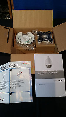 Bosch Vg4-a-9543 Autodome Pipe Mount Without Interface Board Ctokt