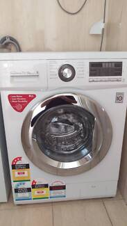 LG 7.5kg Washing Machine / 4kg Dryer Hornsby Hornsby Area Preview