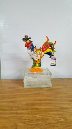 Westland Poultry in Motion figurine
