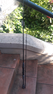 (Brand New)Timber Wolf Nano 3 fishing rod with rod cover
