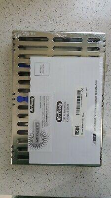 Hu-friedy Blue Ims Signature Series 10 Instrument Dental Cassette