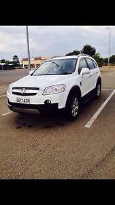 2010 Holden captiva LX Para Hills West Salisbury Area Preview