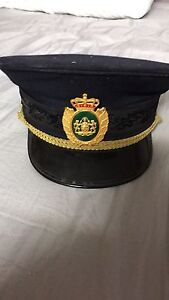 Formal Police dress cap (Denmark) Raceview Ipswich City Preview