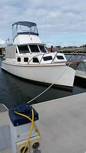BAYCRUISER 30FT WILLIAMS WITH FLYBRIDGE Caboolture Caboolture Area Preview
