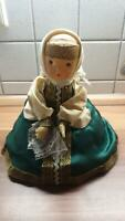 Vintage Russische Puppe/ Samowar-Puppe als Eierwärmer Baden-Württemberg - Heilbronn Vorschau