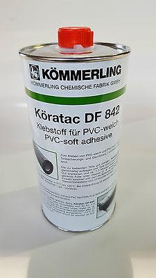 Quellschweißmittel Köratac DF 842 von Kömmerling Teichfolienkleber Planenkleber