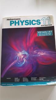 Heinemann Physics 11 (4th Edition)