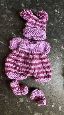 Baby Doll Outfit clothes For Appox 8 Inch Doll Reborn Oakley Sculpture Doll