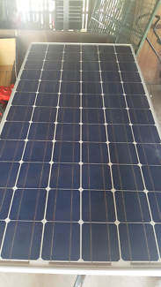 190W solar panel with Victron 75/15 MPPT Controller