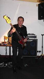 Mature bass player looking for a rock pub band. Wetherill Park Fairfield Area Preview