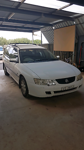 2003 VY commodore acclaim wagon 7 seater Renmark North Renmark Paringa Preview