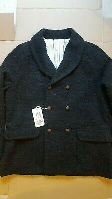 NWT EAST HARBOUR SURPLUS JACKET RETRO M L , RRL KAPITAL LVC L@@k ITALY SHAWL