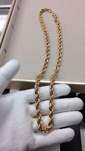 10k 8mm rope chain