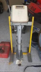 15HP Evinrude outboard