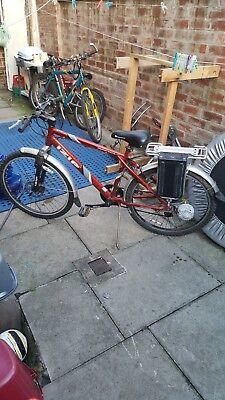 Used izip, meerkat, 24 volt electric bike.