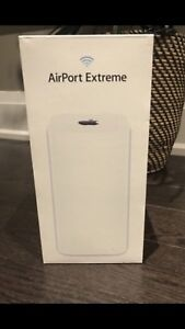 Airport Apple Extreme 802.11ac A1521 router