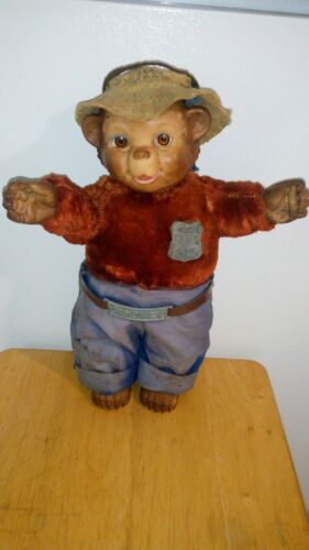 1952/53 Original Smokey the Bear Doll