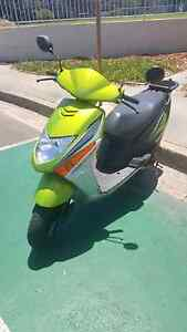 2010 head 100cc scooter Botany Botany Bay Area Preview