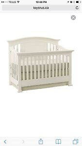 Looking for a white crib