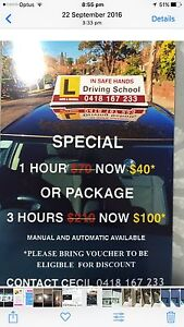 In safe hands driving school Croydon Burwood Area Preview