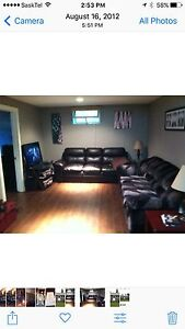 1 Bed basement suite. Available may 1. ALL UTILITIES INCLUDED