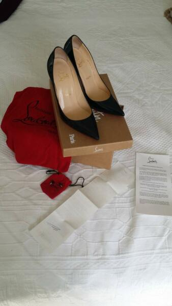 christian louboutin david jones bondi junction