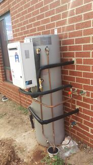 HOT WATER SERVICE REPAIR OR REPLACEMENT