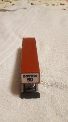 Vintage Boston 50 Stapler