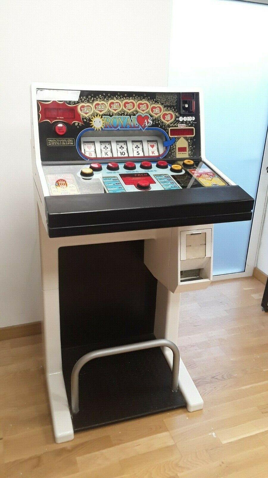 Herz As Spielautomat