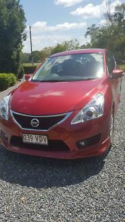 2013 Nissan Pulsar Hatchback Gympie Gympie Area Preview