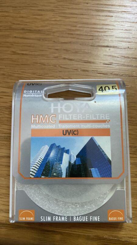 Hoya 40.5mm UV(C) Filter Multicoated Slim