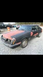 Parting out 5 speed 1986 ford mustang 5.0