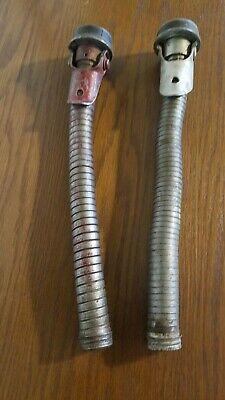 Vintage Military Jerry Fuel Gas Diesel Can Flexible Nozzle Spouts 2