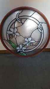 Round Stained Glass Window Cobbitty Camden Area Preview
