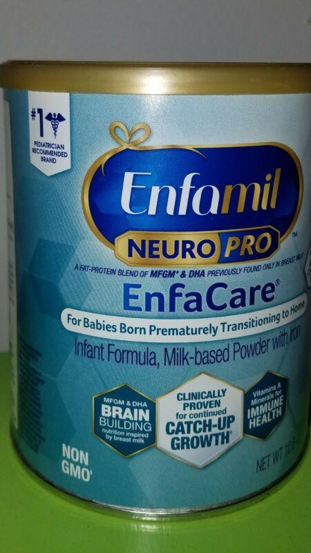 Enfamil Neuro Pro Enfacare 12.8 oz powder exp. 07/01/2021