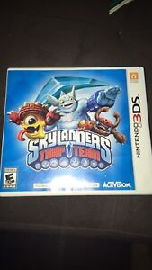 Skylanders Trap Team 3ds