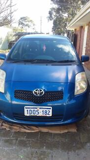 Toyota Yaris Low Km