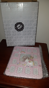 Brand new in box. Baby girl photo frame West Wallsend Lake Macquarie Area Preview