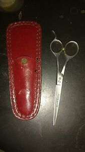 Hair cutting/styling scissors