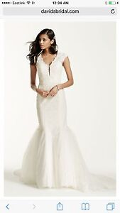 Galina wedding dress BRAND NEW