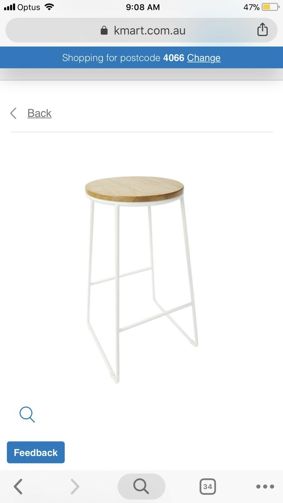 Bar stool dining chairs gumtree australia brisbane north west brisbane city 1204306632