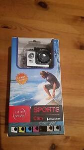 Waterproof HD Sports Action Camera - 1080P 30FPS Richmond Yarra Area Preview