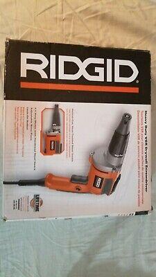 Rigid R6000-1 Corded Heavy Duty Vsr Drywall Screwdriver 6.5 Amp Used Once