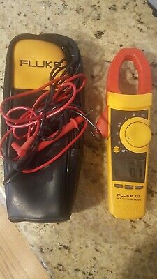 Fluke 337 Ac Dc Current Clamp Meter