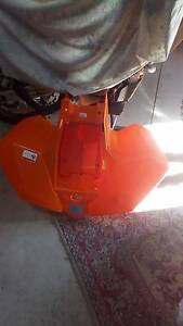 REAR FENDER+AIR INTAKE ORANGE KTM QUAD 525 XC 2008 Whyalla Whyalla Area Preview